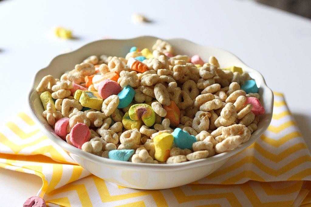 Amerikanische Süßigkeiten: Lucky Charms
