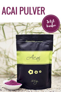 Superfood - Acai Pulver