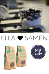 Superfood - Chia Samen