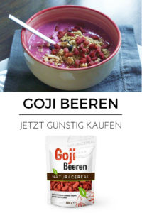 Superfood - Goji Beeren