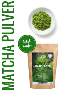 Superfood - Matcha Pulver