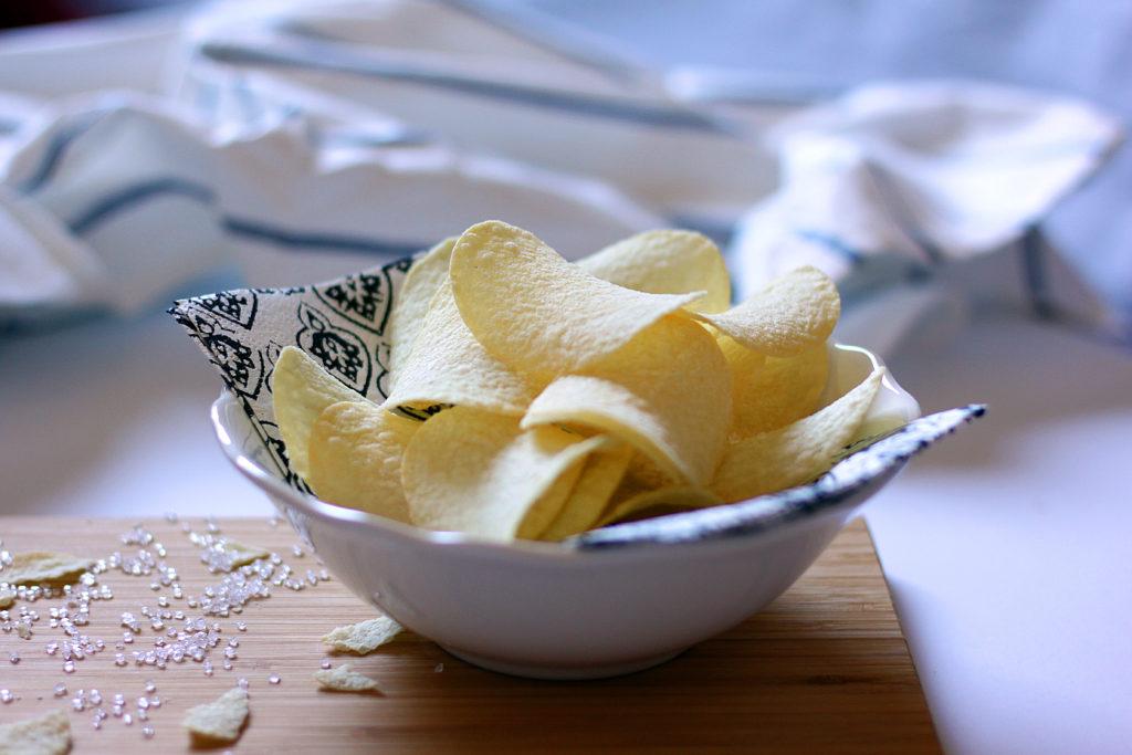 Amerikanische Süßigkeiten: Pringles