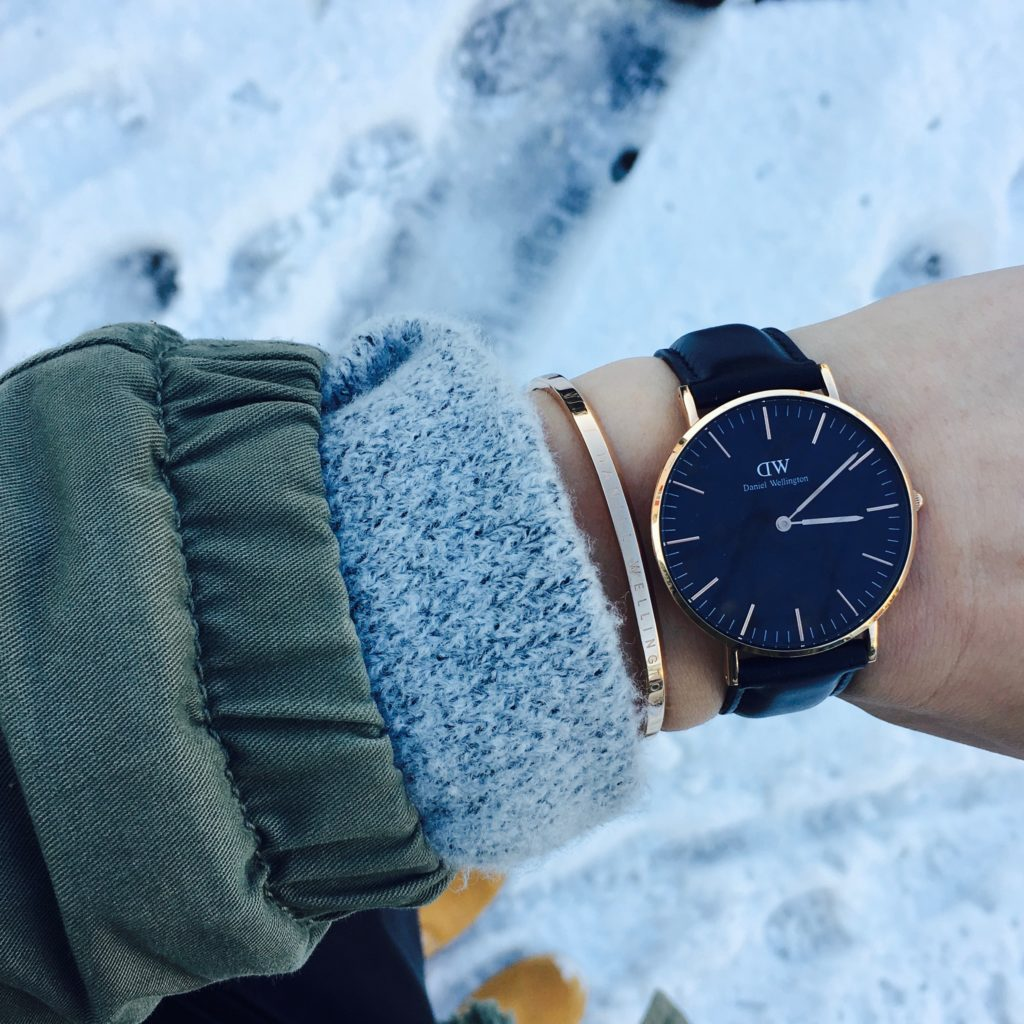 Fashion Trends für den Sommer: Daniel Wellington Uhr