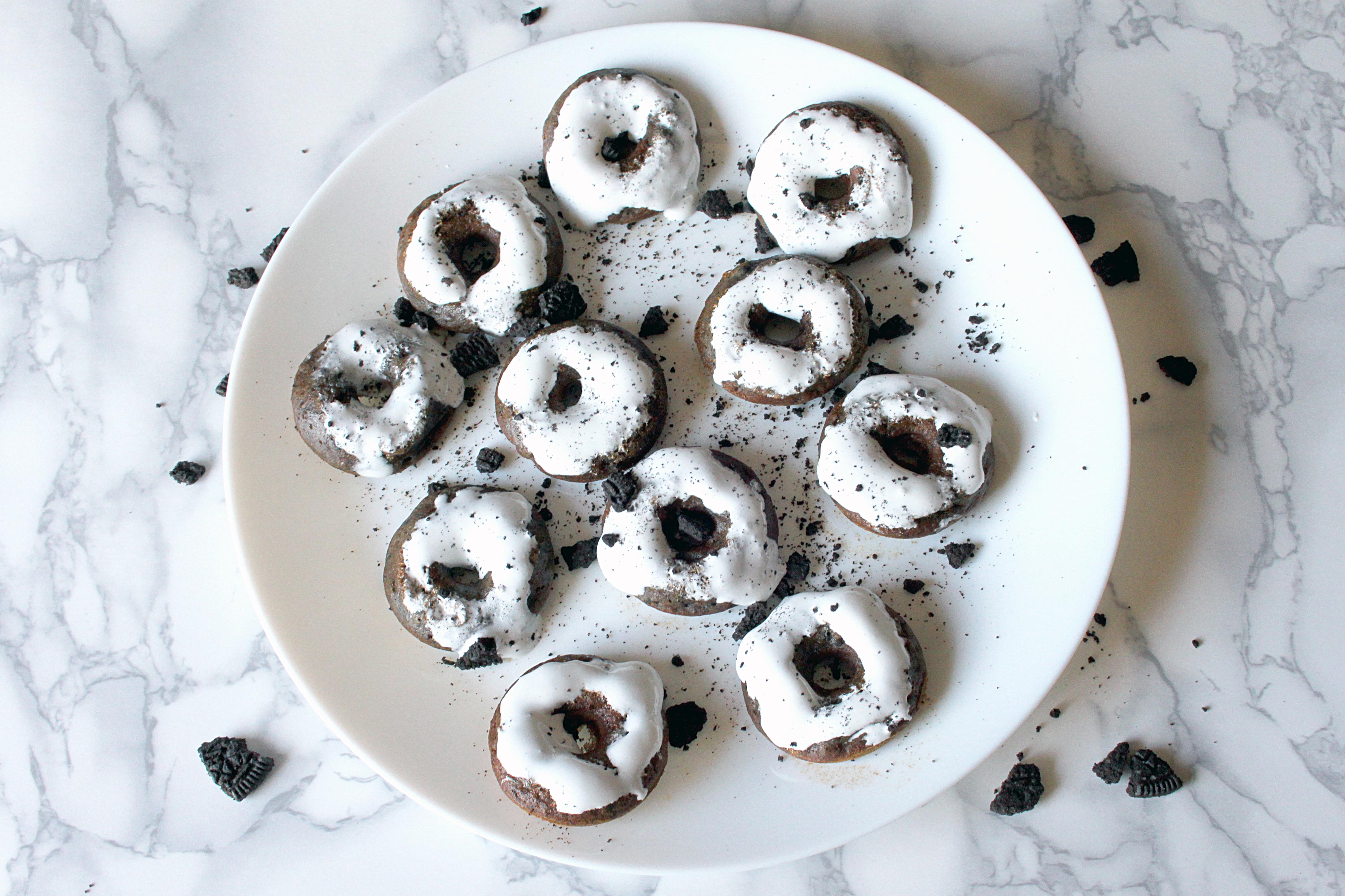 Oreo Donuts, Donuts, Oreos, Backen